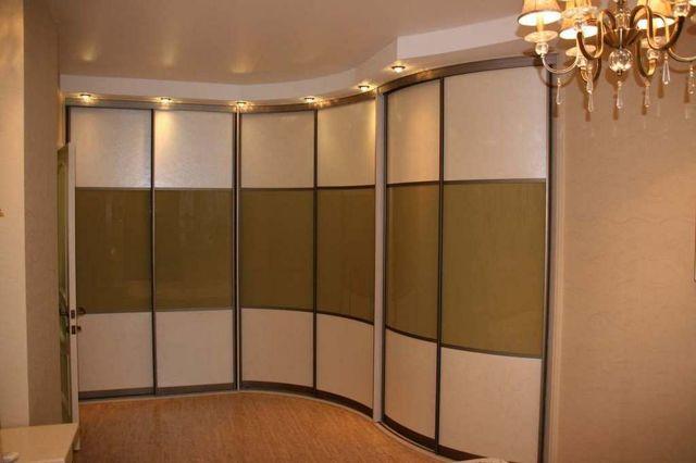 Прихожая в коридор: фото готовых гарнитуров, удобные картинки и модные, примеры радиусные и открытые
