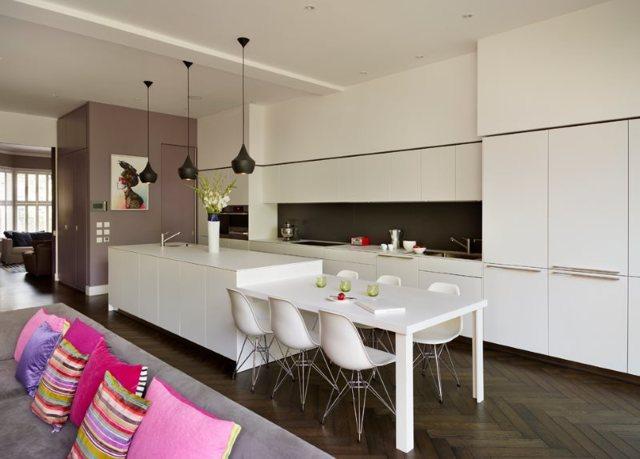 Кухня гостиная 25 кв м дизайн фото: интерьеры и проекты, планировка метров, зонирование и совмещение, длинная