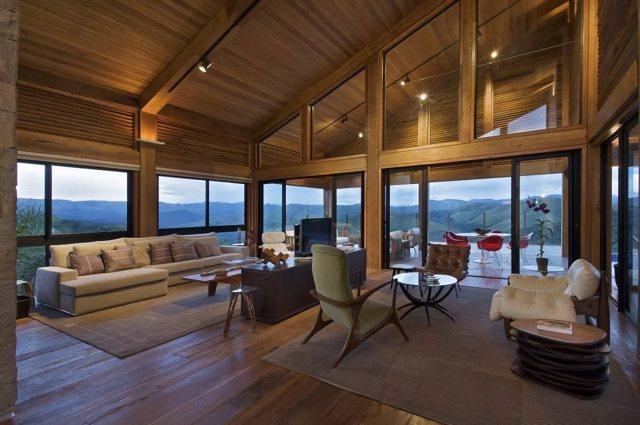 Идеи интерьера гостиной фото: для дизайна, ремонт комнаты, деревянная в квартире, обстановка своими руками