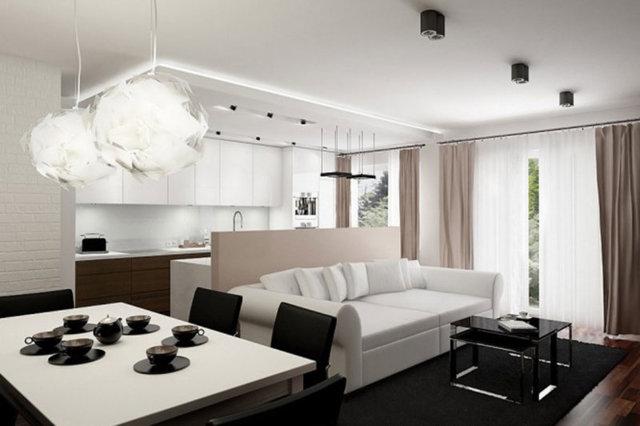 Дизайн гостиной хрущевки фото 2020 современные идеи: современный интерьер, стиль