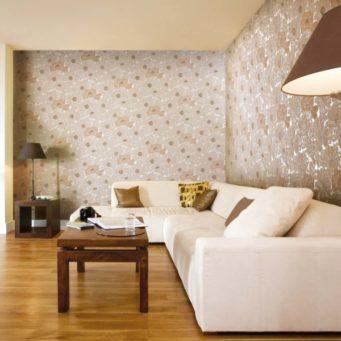 Рисунки на обоях: геометрический для стен, крупные узоры, обои без рисунка, абстрактные надписи, фото дамаск