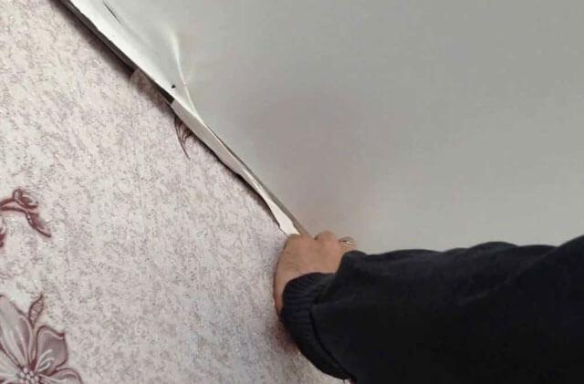 Гарпунная система крепления для натяжных потолков: монтаж и производство, методы и технологии установки со штапиком, фото и видео