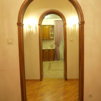 Арки в зал из гипсокартона фото: прихожая и коридор красивые