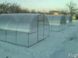 Теплицы из поликарбоната от производителя: производство садовое, лучшие дешевые в Московской области
