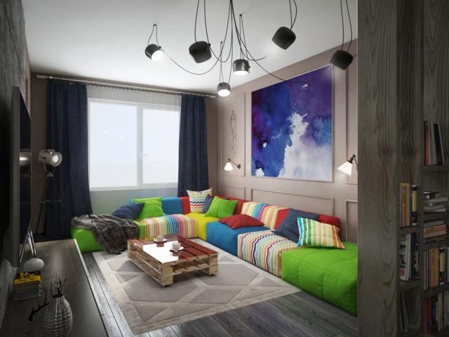 Зал фото дизайн 2020 года новинки: в квартире модный интерьер, ремонт и оформление