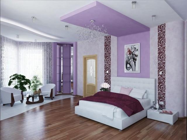 Идеи для спален: фото ремонта в квартире, интересный дизайн интерьера, отделка комнаты своими руками