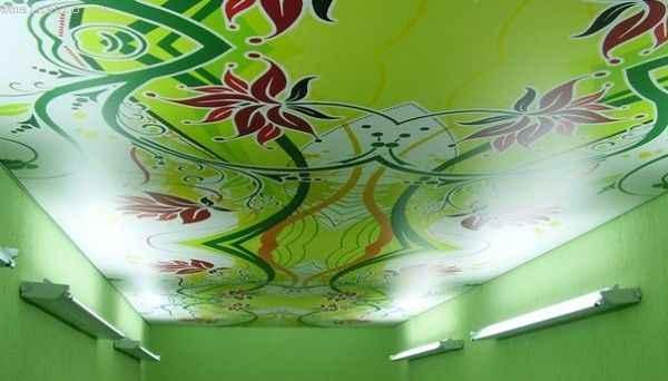 Тканевые натяжные потолки: фото, плюсы и минусы, отзывы, бесшовные потолки самому