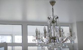Натяжной матовый потолок: фото белого, уход, плюсы и минусы полотна, как ухаживать, цвета