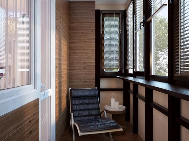 Дизайн лоджии: идеи для балкона, обустройство и оформление, фото интерьера 6 метрового, уютная большая отделка