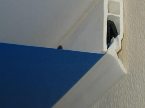 Комплектующие для натяжных потолков: в розницу, производитель фурнитуры для самостоятельной установки, что нужно, Оптимпласт своими руками, ПилотПро, продажа и производство
