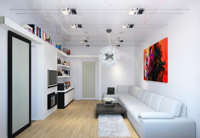 Дизайн спальни фото 2020 современные идеи: интерьер комнаты, узкая гостиная