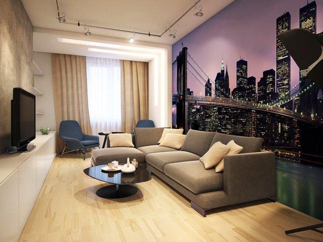 Интерьер квартиры и дизайн своими руками