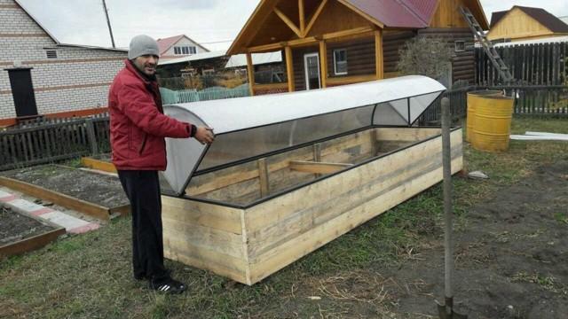 Парник Улитка: отзывы о теплице, Хлебница своими руками, Новатор и Бабочка