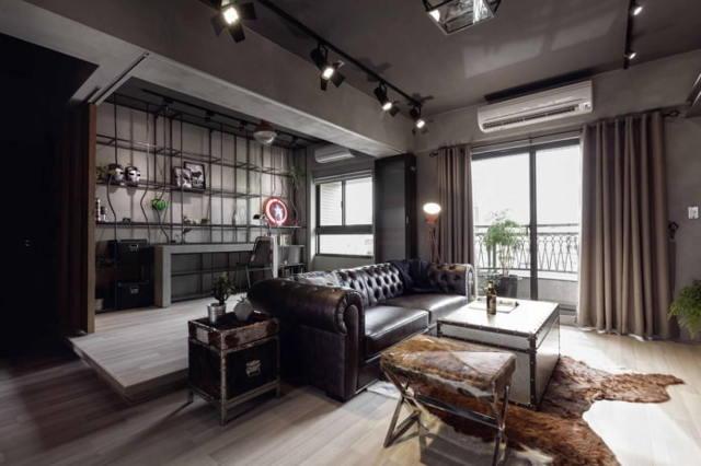 Потолок в стиле лофт: фото дизайна интерьера, оформление бетонного своими руками, видео монтажа, плюсы и минусы