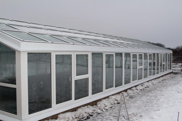 Теплица из стеклопакетов: своими руками зимняя, фото крепления стекол, парник пластиковый и как сделать уплотнитель