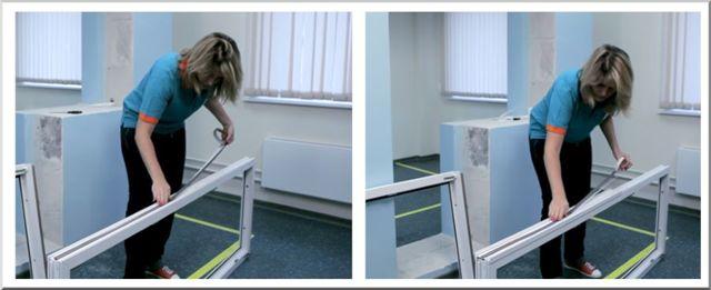 Балконный блок: установка и фото, своими руками видео, размеры и монтаж ПВХ, как установить самому пластиковый