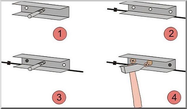 Монтаж каркаса под гипсокартон на потолок: из профиля, как сделать разметку для подвесного, как правильно собрать, схемы и устройство
