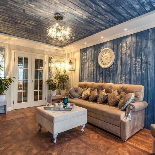 Сочетание обоев в интерьере: фото цветов мебели, идеи в комнате, разная вагонка, другие примеры, ламинат