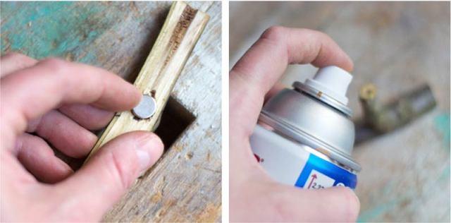 Топиарий магнит: своими руками на холодильник, мастер класс, фото, шаблон и заготовка, мк
