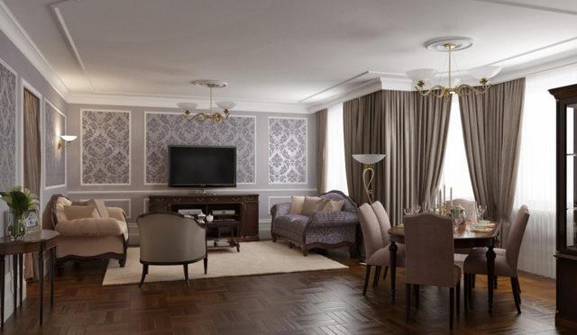 Уютный интерьер зала: гостиная комната, фото, как сделать дизайн зала в квартире, создать самый красивый дом
