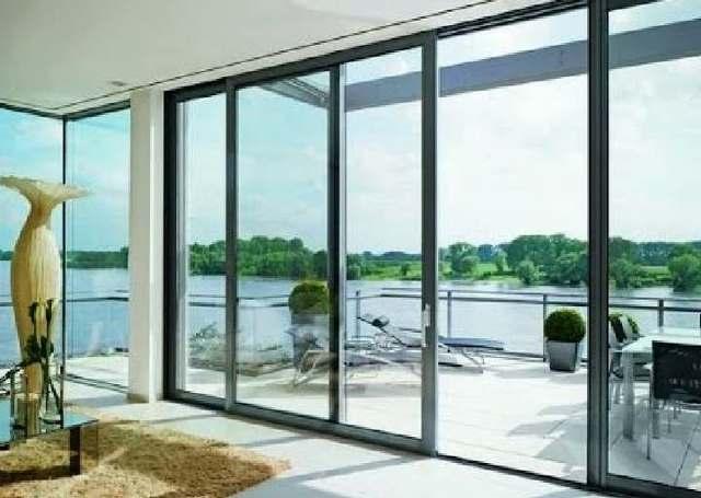 Алюминиевое остекление балконов: профиль для лоджий, как застеклить холодным алюминием, видео бетонной конструкции