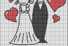 Монохромная вышивка крестом новые схемы: в хорошем качестве, скачать бесплатно, самое интересное без регистрации