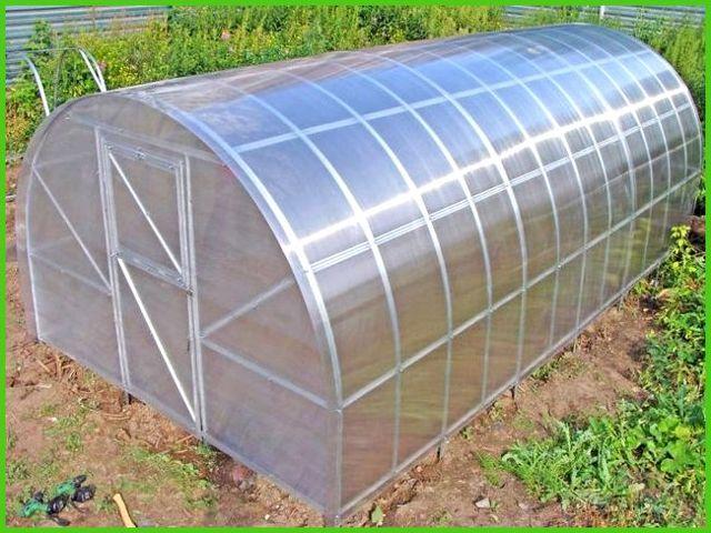 Теплицы из трубы 25х25: дуги для парника, круглый диаметр своими руками, трубка и поликарбоната установка