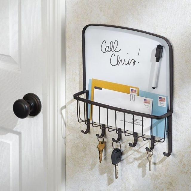 Ключницы в прихожую: своими руками фото, полки и крючки, подставка под телефон и для сумок, Икеа как сделать
