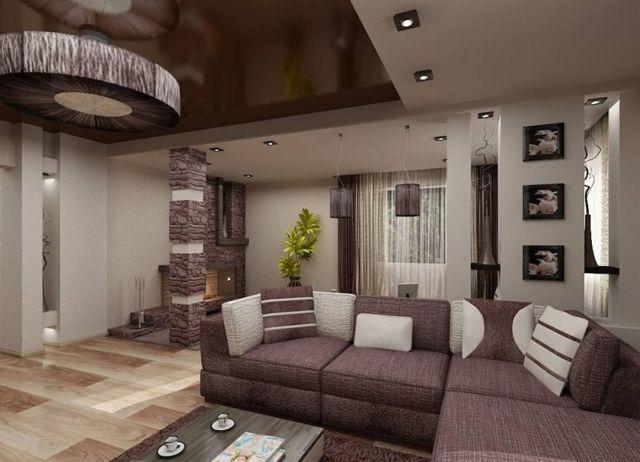 Дизайн маленькой гостиной современные идеи: фото 2020, интерьер в небольшой квартире, стильная мебель