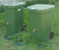 Сбор дождевой воды для полива: накопительная система, емкость, сток крыши, попадает в водосборники, установка фильтра