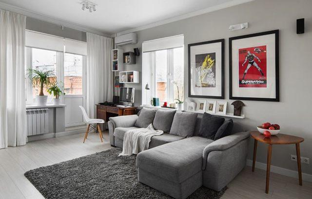 Дизайн натяжных потолков в комнате: как делают, видео и фото дизайна в маленькой, в прямоугольной большой и в однокомнатной квартире с мебелью