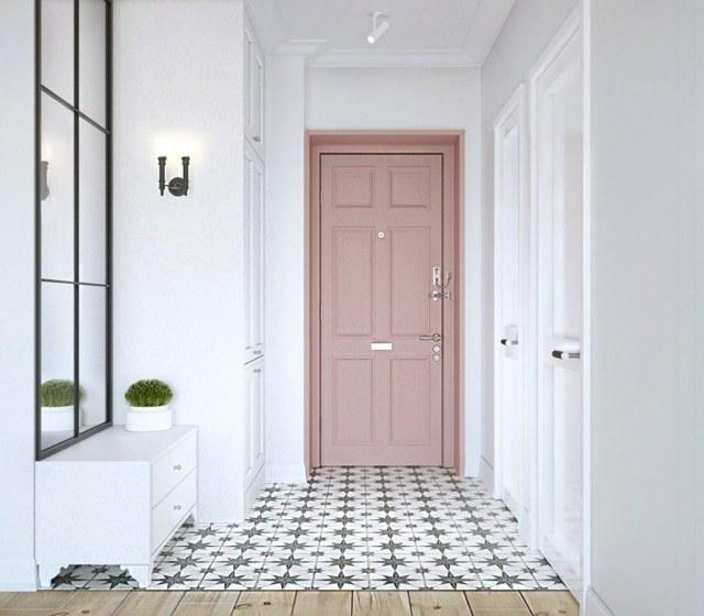 Как выбрать линолеум для кухни и прихожей: фото коридора, плитка какая лучше, пол общий