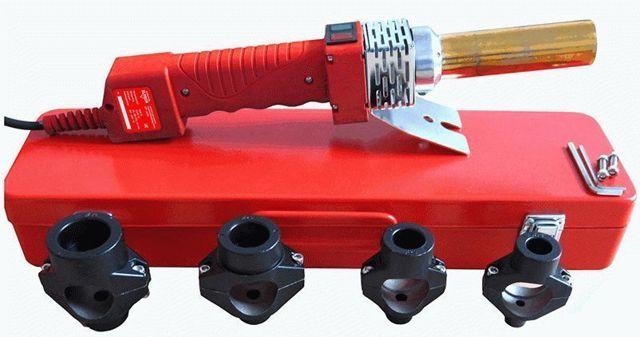 Паяльник для полипропиленовых труб: для пластика как выбрать, насадки на утюг, сварка и пайка ПП, рейтинг аппаратов
