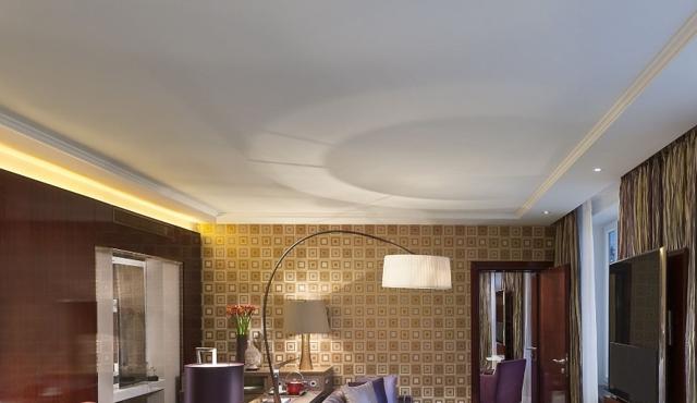 Бесшовные натяжные потолки: монтаж матовых, clipso и descor без шва, максимальная ширина, ПВХ
