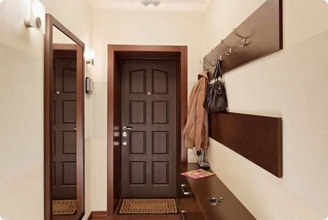 Современные прихожие для узких коридоров: дизайн и фото 2020, идеи