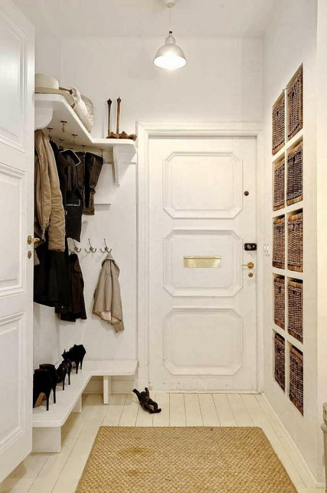 Прихожие фото новинки необычные: оригинальный дизайн, идеи для интерьера, коридор интересный и нестандартный