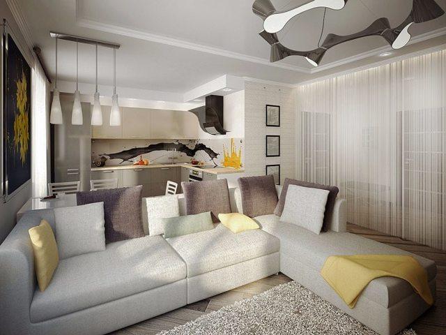 Дизайн-проект гостиной: комната готовая, фото интерьера спальни, индивидуальный план и чертеж дома, схема квартиры