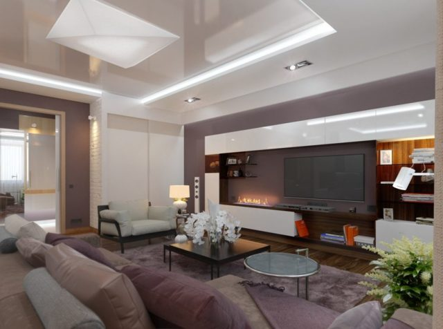 Дизайн столовой-гостиной: фото в частном доме, интерьерные идеи для квартиры, загородное совмещение