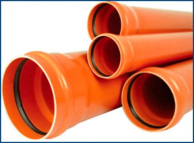 Канализационные трубы: для наружного водопровода, какие лучше внешние, пластиковые и полиэтиленовые, из чего делают