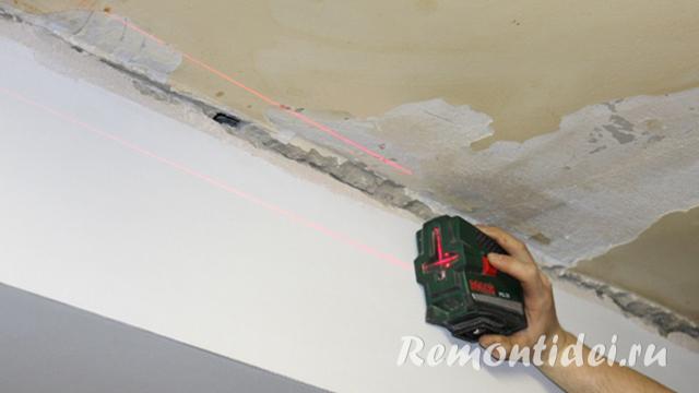Реечный потолок в ванной: в комнате своими руками, видео монтажа и фото установки