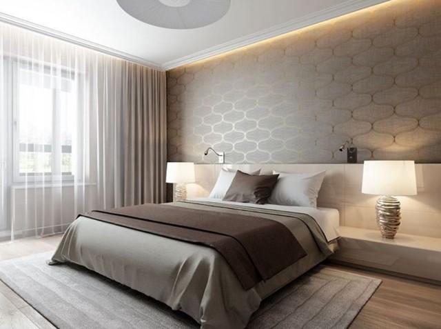 Дизайн маленькой спальни фото 2020 современные идеи: интерьер стильный небольшой