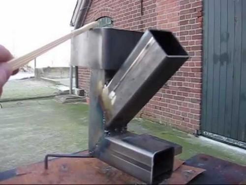 Ракетная печь: ракета своими руками, чертежи и видео, реактивная печка длительного горения, для отопления