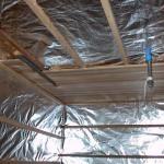 Потолок в парилке в бане: в парной русской, высота и утепление, отделка и пароизоляция, устройство