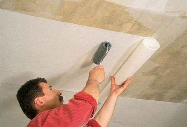 Потолок из фанеры: чем отделать и какая толщина, своими руками фото, подшивка и отделка, чем покрасить