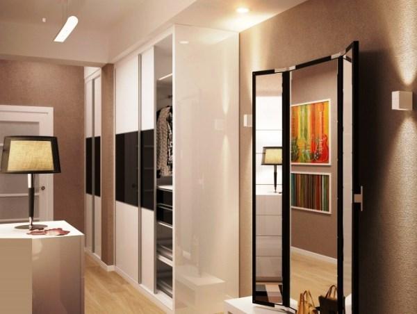 Обои для прихожей и коридора фото: в интерьере квартиры, жидкие для стен, ремонт маленькой узкой хрущевки