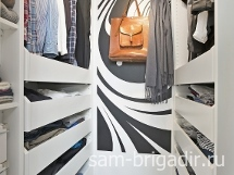 Гардеробная высота: размеры комнаты, минимальная и оптимальная, стандартная в доме, начинка, ширина, фото эскизов