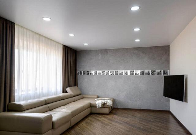 Натяжные потолки без нагрева: своими руками, за и против, как самому смонтировать, видео и отзывы