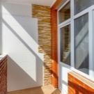 Внешняя отделка балкона: наружная облицовка и как обшить лучше, закрыть своими руками, интересные идеи и фото