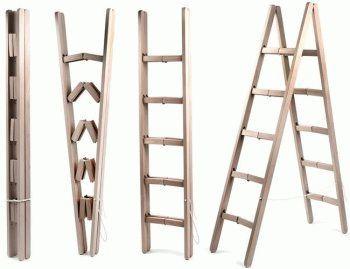 Складная лестница: раскладная трансформер 7 метров, фото, 5 и 8 метров, виды строительных универсальных табуретов