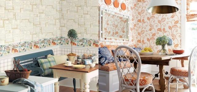 Обои для кухни фото 2020 современные идеи: дизайн в интерьере, новинки для квартир, модный ремонт